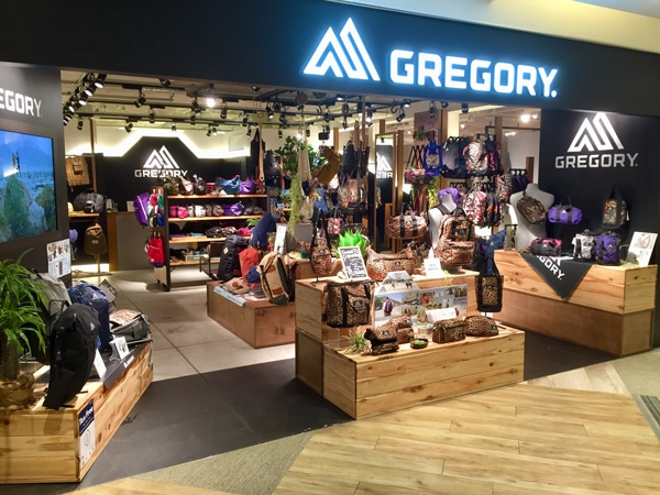 GREGORY STORE #6「グレゴリー新宿」